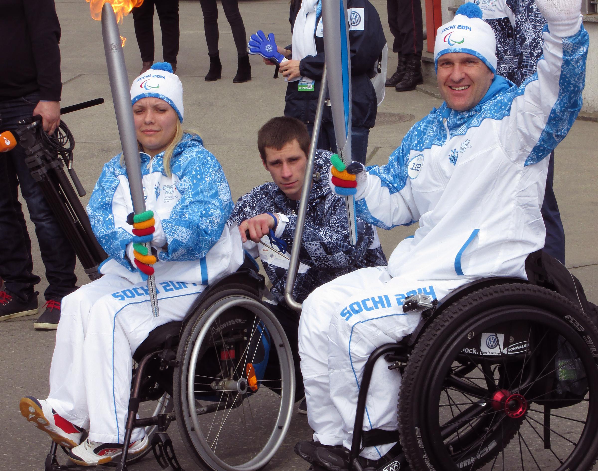 Paralympics Sochi 2014