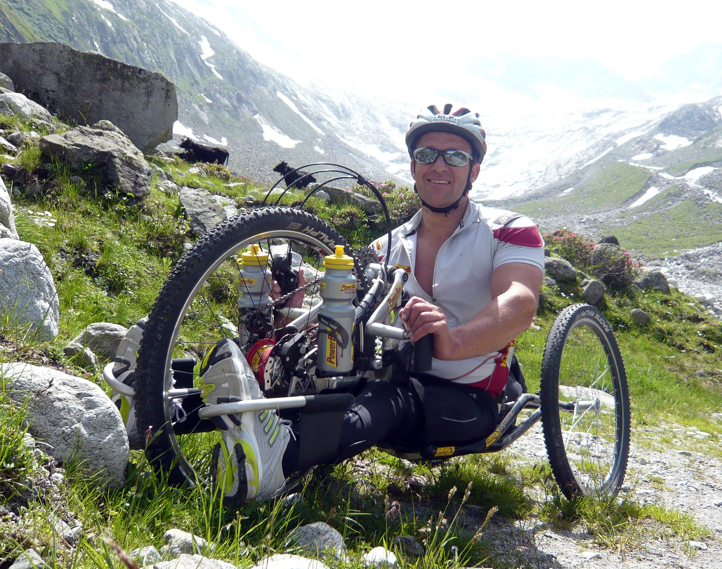 Alpenüberquerung MTB